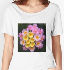 flower close up Women's Relaxed Fit T-Shirt