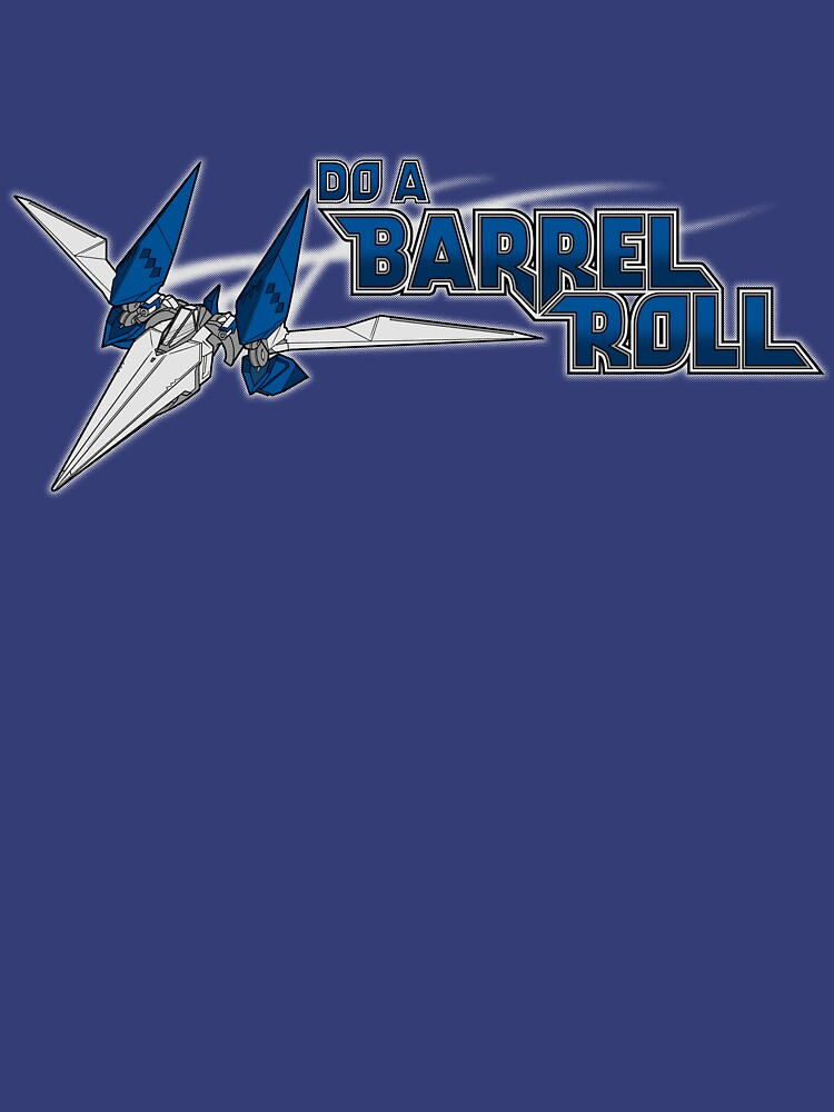 TShirtGifter presents: Do a Barrel Roll | Unisex T-Shirt