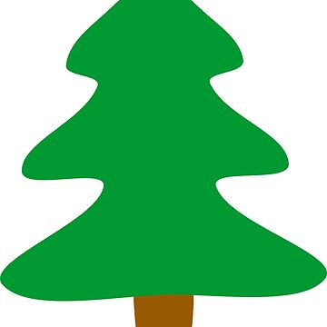 Cute Christmas Tree by hlynn89