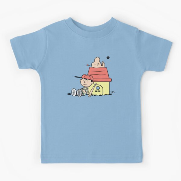 Earthbrown: A Boy and his Saturn Kids T-Shirt