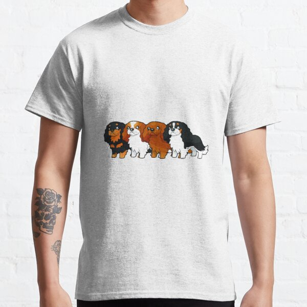Cavalier Collection - Horizontal Classic T-Shirt