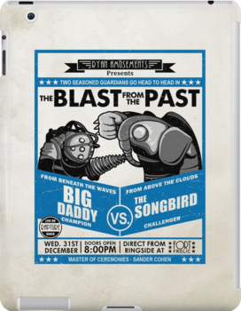 The Blast from the Past - Big Daddy vs Songbird by Adho1982