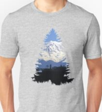 Hike Spokane- Double Exposure T-Shirt