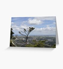 Moors Castle Greeting Card