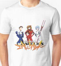 Neon Genesis Evangelion Unisex T-Shirt