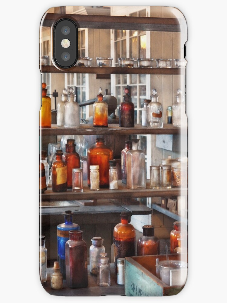 Chemist - Where science comes from by Michael Savad