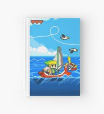 Zelda - Wind Waker Advanced Hardcover Journal