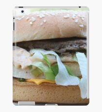 McDonalds Big Mac Attack iPad Case/Skin