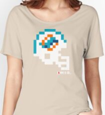 MIA Current Helmet - Tecmo Bowl shirt Women's Relaxed Fit T-Shirt