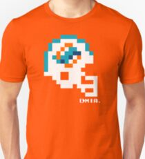 MIA Current Helmet - Tecmo Bowl shirt T-Shirt