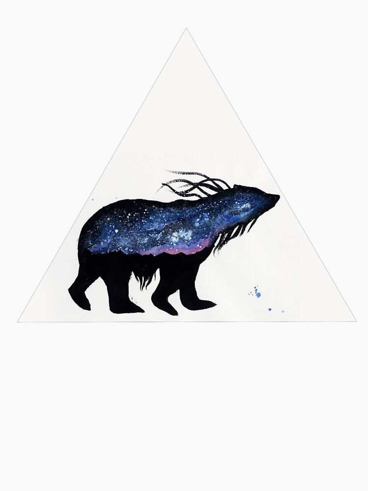 Milky Way Bear by creaturesofnat