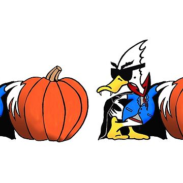 Halloween Duck MUG - Duck Logic by Dave-id