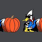 Halloween Duck MUG - Duck Logic by Dave-id