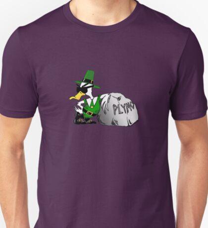 Thanksgiving Duck - Duck Logic T-Shirt
