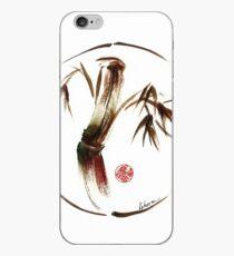 """""""eternity"""" :  Enso sumi-e dry brush acrylic painting   iPhone Case"""