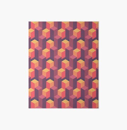 Sunset Isometric Art Board