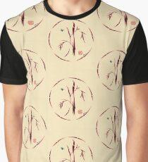 Sacred Circle - Original Enso Zen Painting Graphic T-Shirt