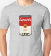 CANnabis Slim Fit T-Shirt