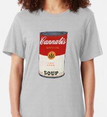CANnabis Slim Fit T-Shirt