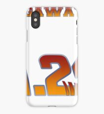TEAM MARTY, WE'RE YOUR DENSITY iPhone Case