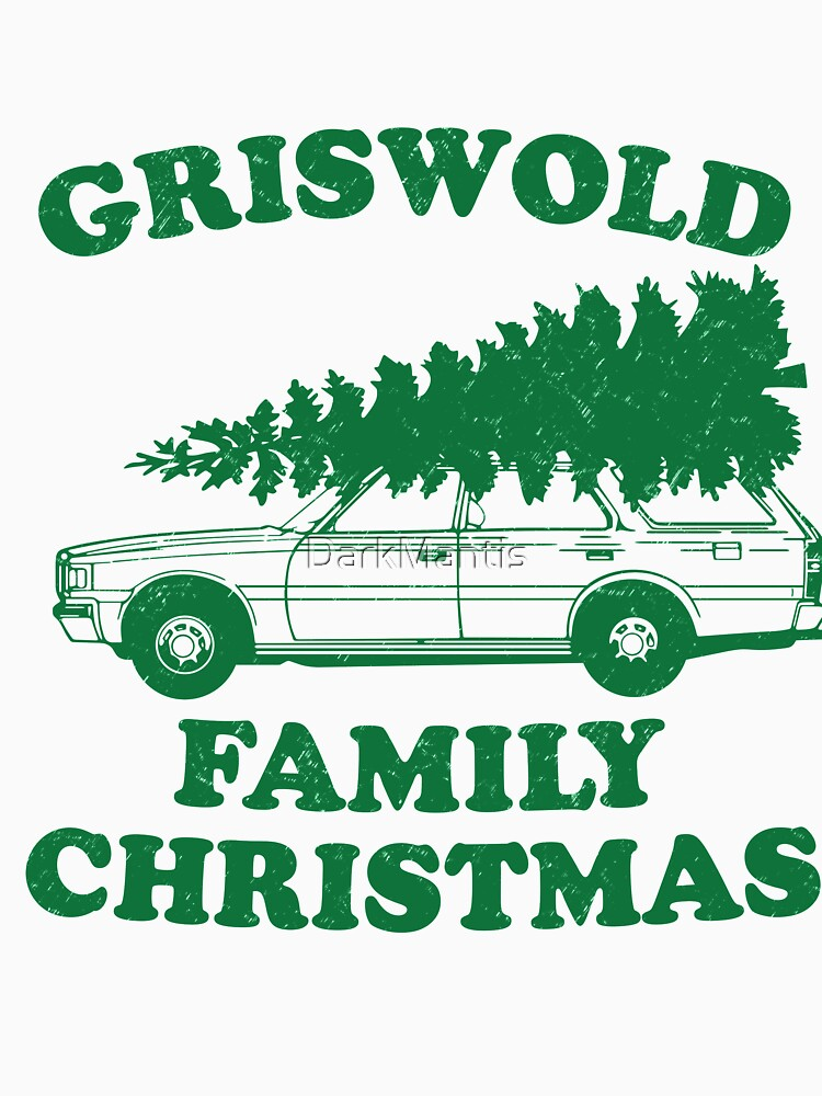 griswold family christmas by darkmantis