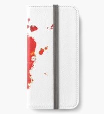 Bloody Foot Clan iPhone Wallet/Case/Skin