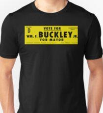 Vote Buckley T-Shirt