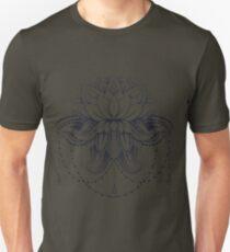 ornamental Lotus Unisex T-Shirt
