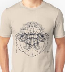ornamental Lotus T-Shirt