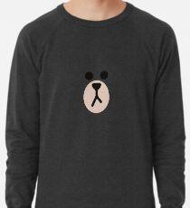 Linie Freunde Braunbär Leichtes Sweatshirt