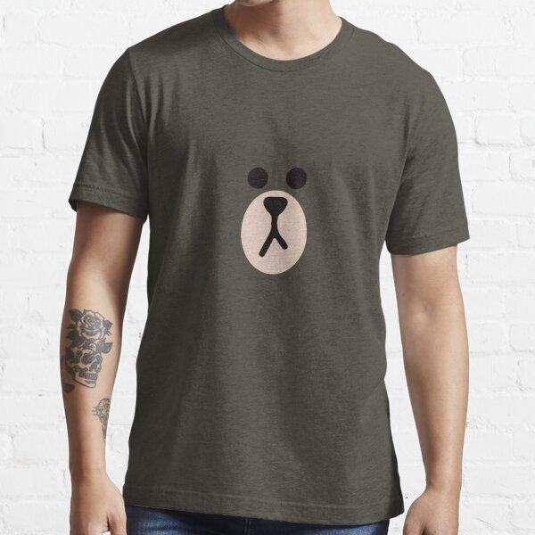 Line Friends Brown Bear Essential T-Shirt