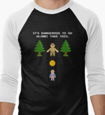 It's Dangerous To Go Alone! (Take Waffles) T-Shirt