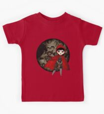 Little Red Capuccine Kids Tee