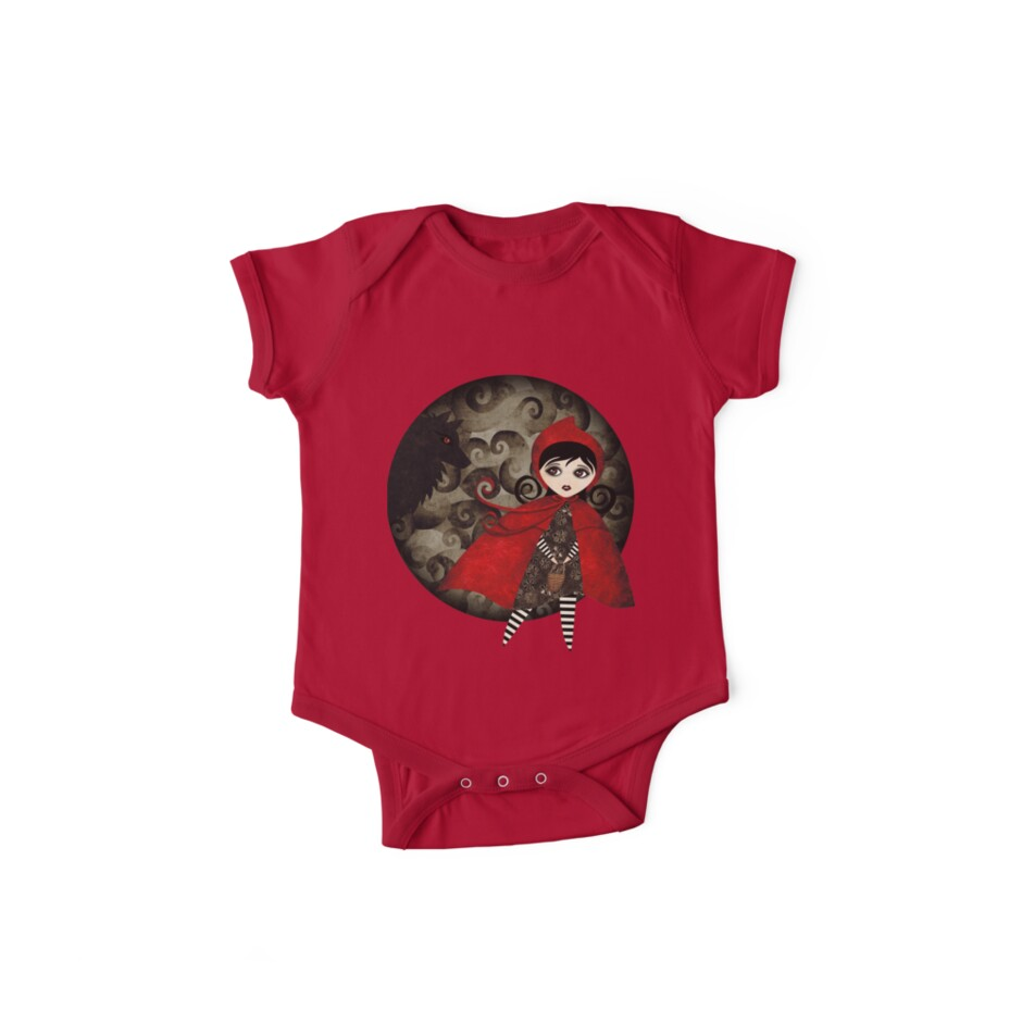 Little Red Capuccine by sandygrafik