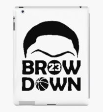 The Brow iPad Case/Skin