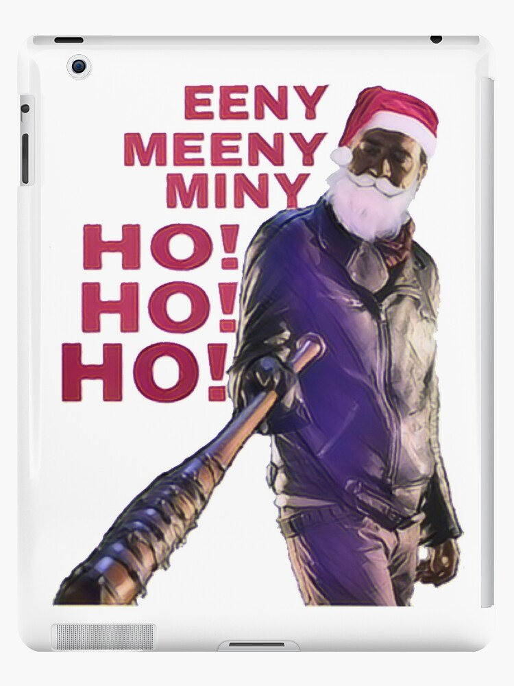 Negan Santa Claus  by angelxstyles