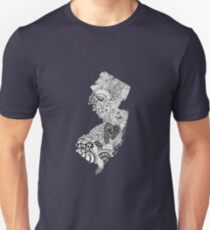 New Jersey Doodle T-Shirt