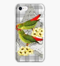 International Love Birds iPhone Case/Skin