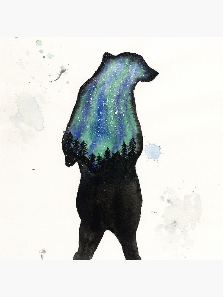 Auros Borialis Bear  by creaturesofnat