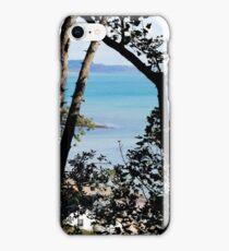 Sea View.............. iPhone Case/Skin