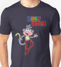 Kinky Boots starring Boots T-Shirt