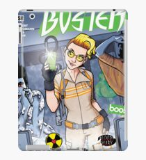 Buster 35 iPad Case/Skin
