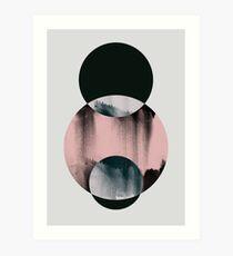 Minimalism 14 Kunstdruck
