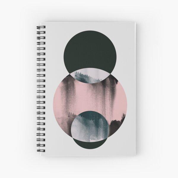 Minimalism 14 Spiral Notebook