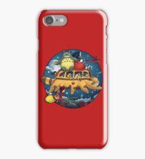 Ghibli World iPhone Case/Skin