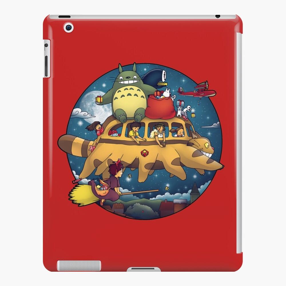 Ghibli World Funda y vinilo para iPad