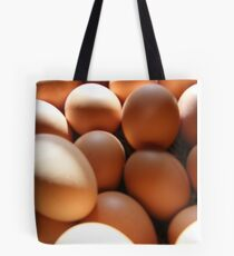 A lay of Eggs Tote Bag