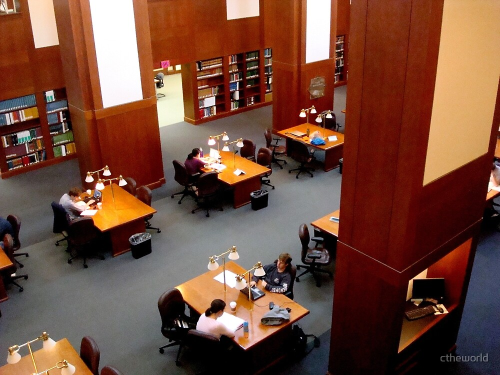 Law Library......SHHHHHHHH!!!!   ^ by ctheworld
