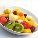 Fresh Fruits by Ellesscee
