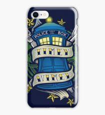 Timey Wimey (iphone case1) iPhone Case/Skin